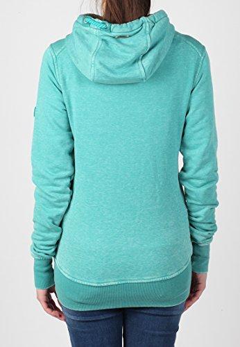 Alife kickin and pullover sarah sweat pour femme Bleu - Petrol Wash