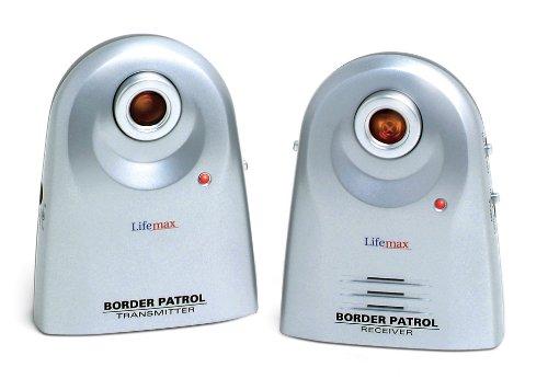 Lifemax Border Patrol - Dispositivo de seguridad (rayos infrarrojos)