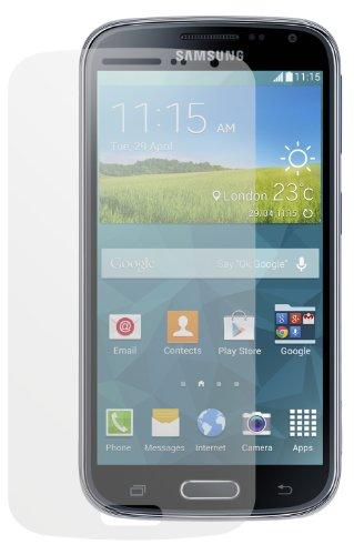 dipos I 2X Schutzfolie matt passend für Samsung Galaxy K Zoom Folie Bildschirmschutzfolie