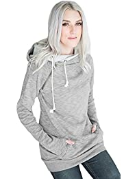 EOZY Femme Sweats à Capuche Pull Hoodie Sweatshirt Pullover