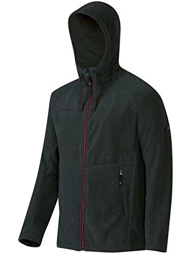 Mammut Yadkin Advanced ML Hooded Jacket Men - Kapuzenfleecejacke graphite dunkelgrau