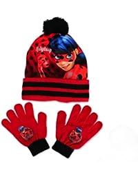 Set gorro guantes Prodigiosa Ladybug surtido
