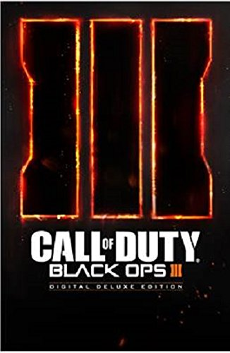 Call of Duty: Black Ops III Digital - Deluxe Edition [PC Code - Steam]