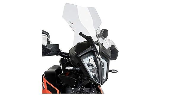 Cupolino Touring per KTM 790 Adventure 2019 trasparente Puig 3587w