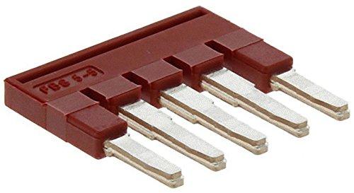 Preisvergleich Produktbild PHOENIX CONTACT Steckbrücke FBS 5-5, 50 Stück, 3030190