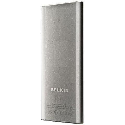 Belkin - Custodia ultrasottile in acrilico per iPod Nano 4G , colore: Grigio