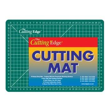 A4 Cutting Mat - Non Slip - Self Healing Test