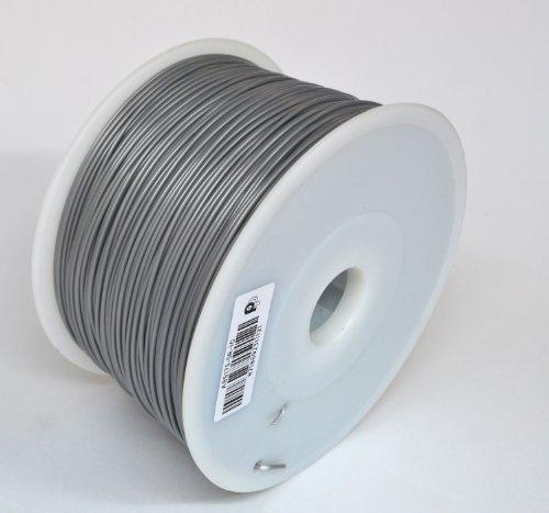 Filament – Argent – 1,75mm – ABS – 1kg