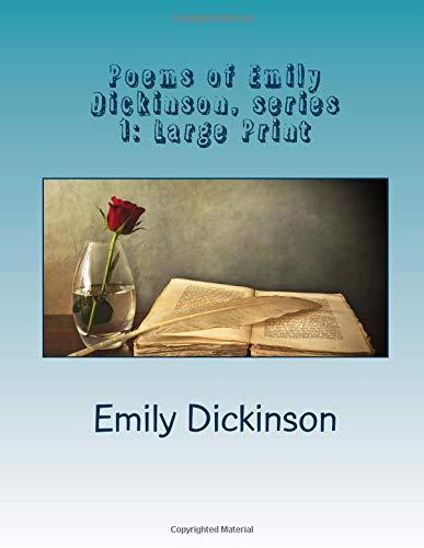 Poems of Emily Dickinson, Series 1: Large Print por Emily Dickinson