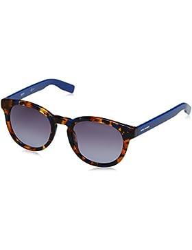 Boss Orange Unisex-Erwachsene Sonnenbrille 0194/S Ll, Schwarz (Hvnsptt Bluee 7h9), 50
