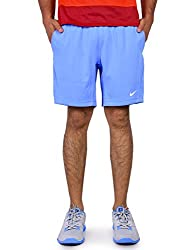 Nike Mens Cotton Shorts (697080-448_L_Blue_Large)