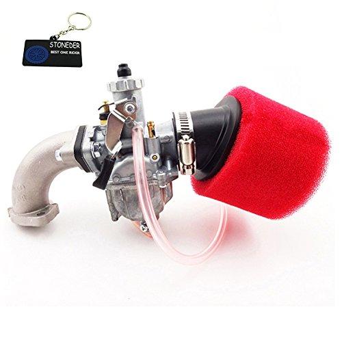 mm Vergaser Montage für 110cc 125cc 140cc 012765Tastschalter LIFAN SSR Pit Dirt Bike ()