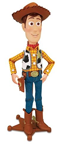 Toy Story Collection – Woody the Sheriff – Woody le Sheriff Langue Anglaise (Import Royaume