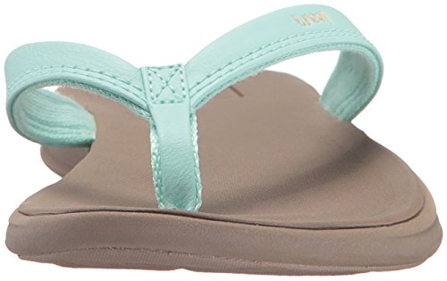 Reef Rover Catch, Infradito Donna Verde (Mint)