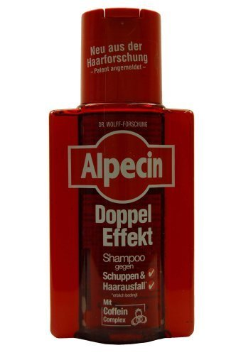 Alpecin Doppel-Effekt Shampoo - 6.8 oz / 200ml - fresh from Germany by Alpecin