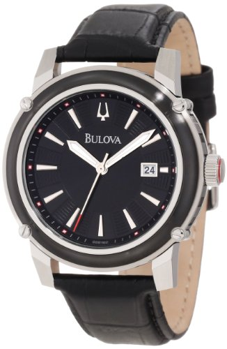 Bulova Men's 98B160 Strap Watch image