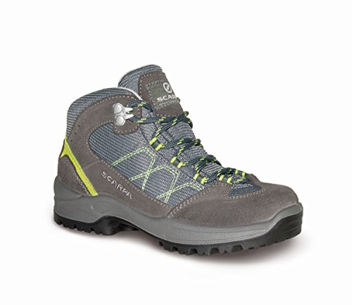 Scarpa Cyclone Kid smoke/wildlime