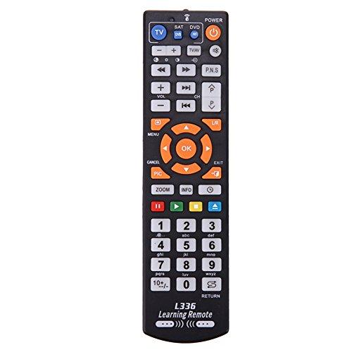 prettygood7 Fernbedienung mit Lernfunktion für TV, CBL, DVD, Sat, Multimeter, Neoteck Pocket Digital Multimeter, Multi-Tester Voltmeter Amperemeter Ohmmeter Pocket-batterie-tester