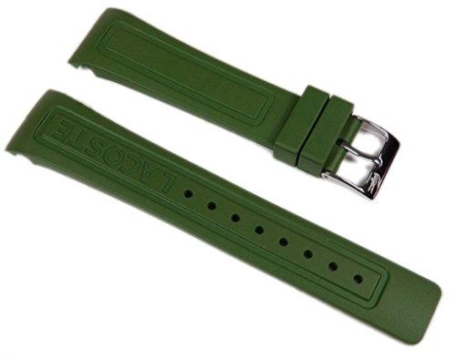 Lacoste Ersatzband Uhrenarmband Kautschuk Band 22mm 2010412