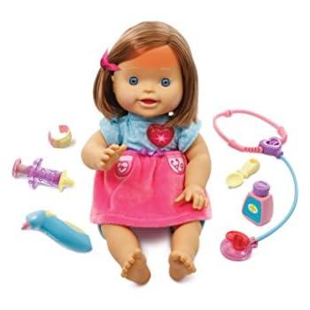 VTech - 179505 - Little Love - Ma poupée à soigner