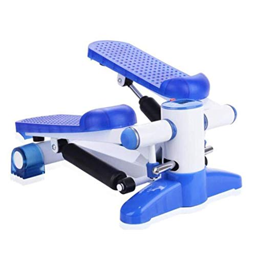 LBWT Office-Stepper, LCD-Monitor Bein Übungs-Gewicht-Verlust-Maschine Multi-Funktions-Pedal Indoor Aerobic Training -