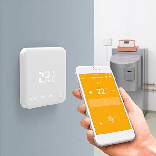 tado° Smartes Thermostat Starter Kit für Einfamilienhäuser mit eigener Heizungsanlage (v3) – intelligente Heizungssteuerung per Smartphone - 4