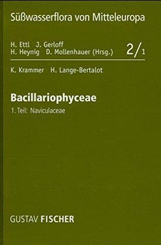 Süßwasserflora von Mitteleuropa, 24 Bde. in 27 Tl.-Bdn., Bd.2/1, Bacillariophyceae