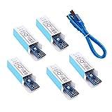Keywish Nano V3.0 for Arduino, Mini V3.0 USB Nano...