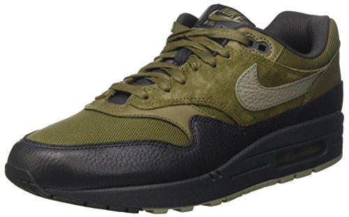 Nike Herren Air Max 1 Premium Gymnastikschuhe, Grün (Medium Olive/Dark Stucco/Anthracite), 40.5 EU (Schuhe Grün Medium)