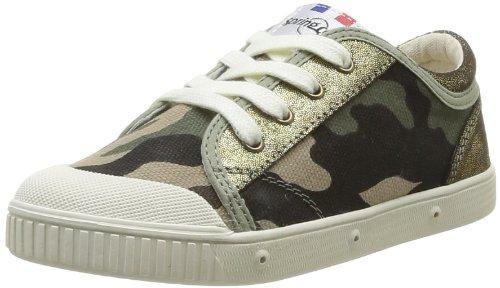 Springcourt - Sneaker Ge1V Bongo, Unisex bambini, Verde (Vert (20 Kaki)), 28