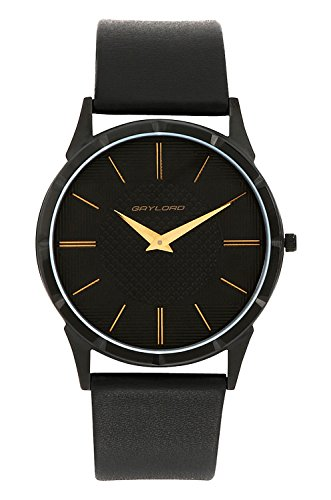 GAYLORD GL1006NL02 SS Analog Watch For Couple