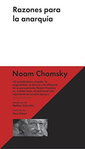 Razones para la anarquía (Ensayo Combate) por Noam Chomsky
