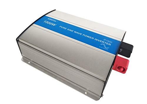 EPEVER® REINER SINUS Spannungswandler IP Serie Inverter Wechselrichter 12V DC auf 230V AC Stromwandler (IP1500-12, 1500W 12V/230V)