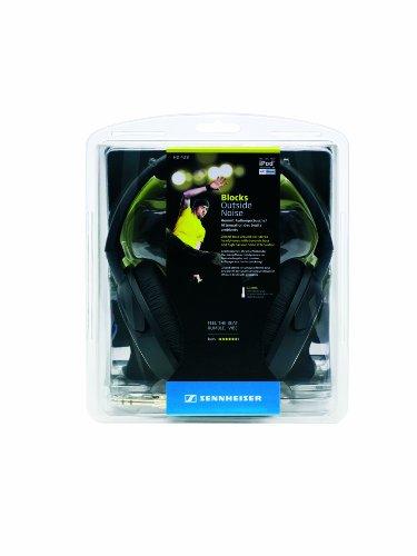 Sennheiser HD 428 Casque stéréo pour Lecteur mp3 / iPod Noir