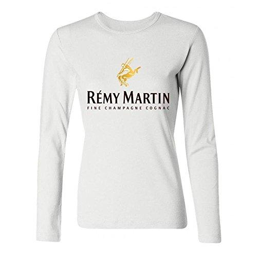 tommery-remy-martin-de-la-mujer-algodon-de-manga-larga-t-shirt