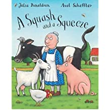 [ A SQUASH AND A SQUEEZE BIG BOOK BY DONALDSON, JULIA](AUTHOR)PAPERBACK