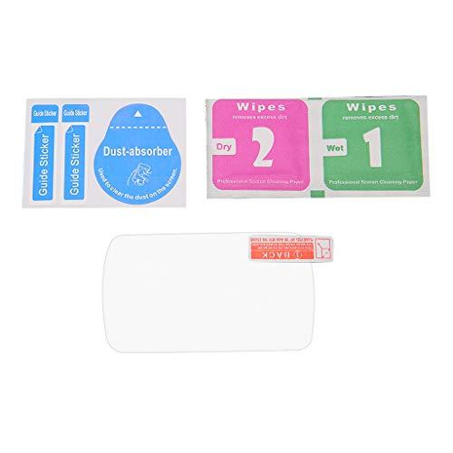 ESden Displayschutzfolie aus gehärtetem Glas für Garmin Edge 1000/820 / 810/520 / 510 Screen Protector Guard Filter