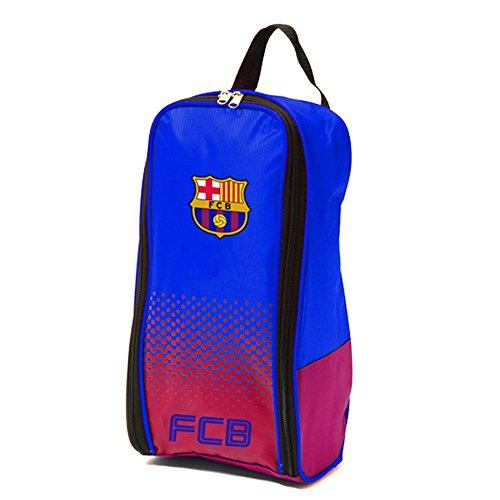 barcelona-fc-football-boots-bag-kit-blue-red-fade-design-badge-crest-official