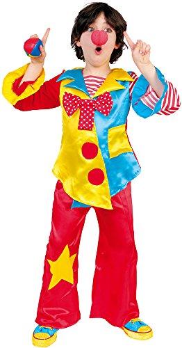 Csar-B388-001-Dguisement-Costume-Clown-Cintre