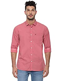 Allen Solly Men's Slim fit Casual Shirt
