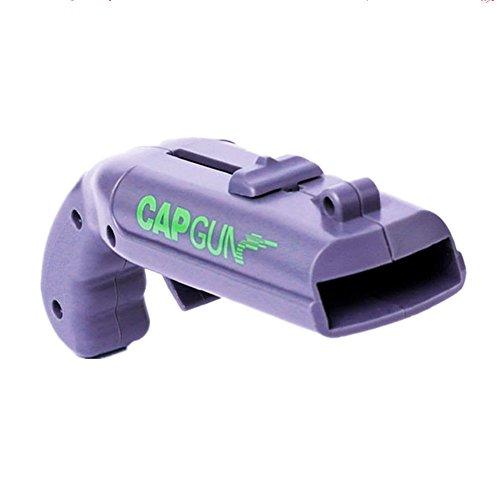 Magnetisch Cap Gun Launcher Spielzeug Kunststoff Angebot über 5m Grau (Halloween-angebote 2017)