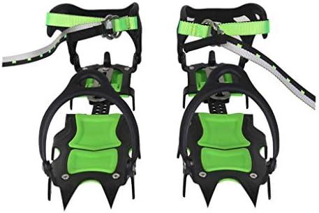 3e4d7fdae4 Ski equipment - crampons Ramponi da 14 Denti, Pattinaggio Pattinaggio  Pattinaggio Anti-Piede, Denti Grandi, Copri-Scarpe Antiscivolo da Neve  B07KD82SMF ...