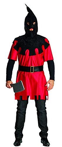 Für Erwachsene Henker Kostüm - Generique - Henker Kostüm für Erwachsene Mittelalter