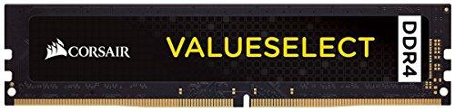 Corsair Value Select 8GB Intel 7th Gen and AMD Ryzen PC Memory (CMV8GX4M1A2400C16)