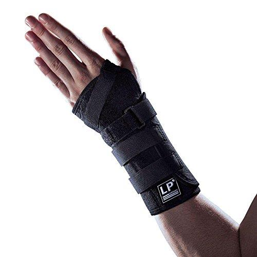 LP Support 725CA Extreme Handgelenkbandage, Größe L, Seite Rechts - Schiene Rechts Farbe