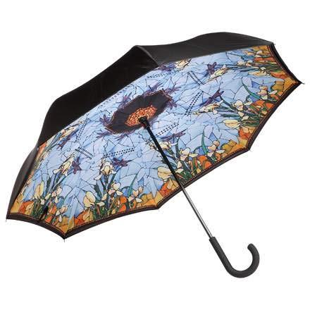 Goebel Iris - Stockschirm Artis Orbis Louis Comfort Tiffany Bunt Textil 67060861 -