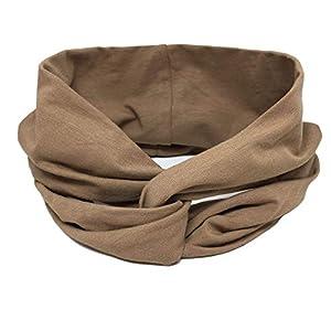 GetFabulous Haarband Stirnband Headband Boho Headband Yoga Headband Turban
