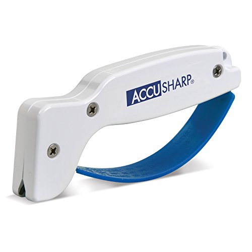 AccuSharp ACCU-001C World's Fastest Sharpener (White)