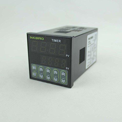 Zoom IMG-2 inkbird doppio rel digitale temporizzato