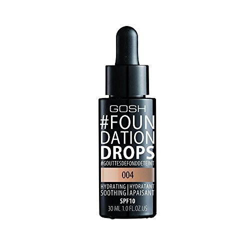 #Foundation Drops 04 Natural - GOSH